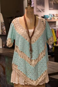 New and #unique #Spring & #Summer wear at #JFY #lace #Fringe