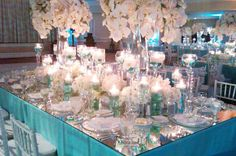 Check out Karen Tran Florals and take a peek at her beautiful work.    Love the centrepieces on this one  LOVE THIS FOR BRIDE & GROOM TABLE