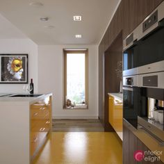 """Picture from """"Some like it... yellow"""" - project by interiordelight.ro. Yellow, for a good vibe."""