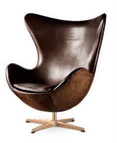 Egg Chair, eu quero!