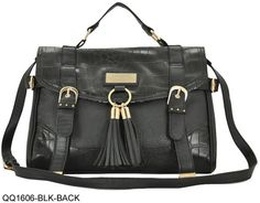 -A superior quality bag with high quality lining, stitching and accessories  -The details include: attractive Stripe detail,top handle and detachable   shoulder strap, zipped interior pocket.