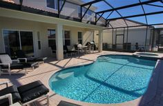 Holiday Villa in Kissimmee, Windsor Hills Resort with golf, beach/lake nearby, jacuzzi/hot tub, balcony/terrace, air con, internet access, t...