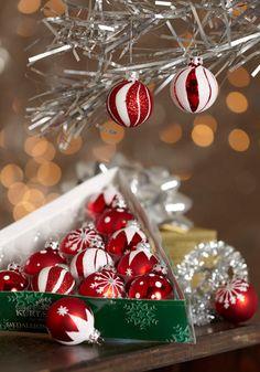 Christmas Ornaments .....