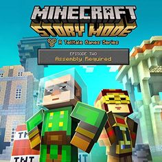 Best price on Minecraft: Story Mode - Episode 2: Assembly Required - PS3 [Digital Code] // See details here: http://xboxgamesstores.com/product/minecraft-story-mode-episode-2-assembly-required-ps3-digital-code/ // Truly a bargain for the inexpensive Minecraft: Story Mode - Episode 2: Assembly Required - PS3 [Digital Code] // Check out at this low cost item, read buyers' comments on Minecraft: Story Mode - Episode 2: Assembly Required - PS3 [Digital Code], and buy it online not thinking…
