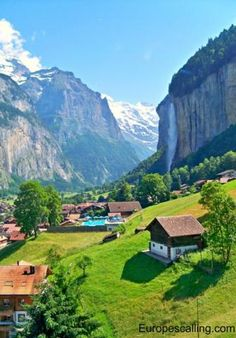 Lauterbrunnen Switzerland - Our favorite photos for 2014 www.europescalling.com