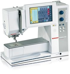 My wish, for you, is .....that ...someday I'll have this machine...Bernina 730e --I bought It!