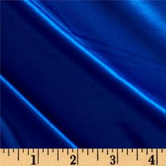 Stretch Nylon Tricot Royal from @fabricdotcom  This nylon stretch tricot is semi-sheer and drapes beautifully. It features a 20% four-way stretch. This fabric has a a luxurious sheen and is perfect for creating dancwear, costumes and lingerie.