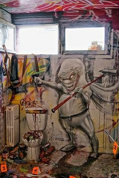 Nilko #nilko #bestofstreetart #graffiti #urbanart #graffitiart #originalstreetart #freewalls #streetart