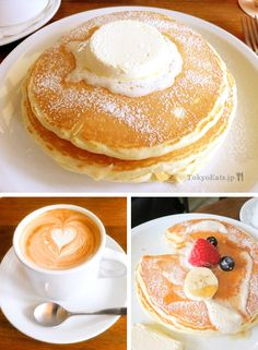 Breakfast in Daikanyama, it's worth waking up early for :)