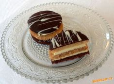 Ledovce | Mimibazar.cz Christmas Sweets, Christmas Cookies, Waffles, Pancakes, Tiramisu, Homemade, Baking, Breakfast, Ethnic Recipes