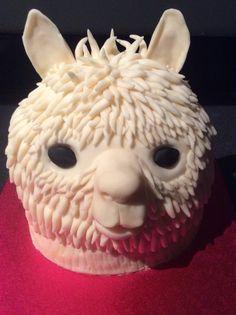 Alpaca Cake Alpacas Cake And Birthdays