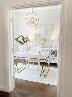 Cozy Home Office, Home Office Space, Home Office Design, Home Office Decor, House Design, Home Decor, Office Rug, Ideias Diy, My New Room