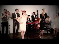 Gentleman (Vintage 1920s Gatsby - Style Psy Cover) by Scott Bradlee and The Postmodern Jukebox. I am obsessed with this!!