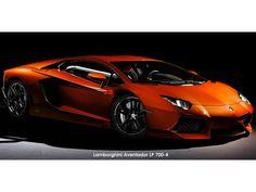 Research Lamborghini Aventador LP700-4 Car