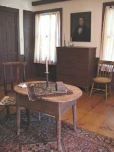 Colonial Home Rooms