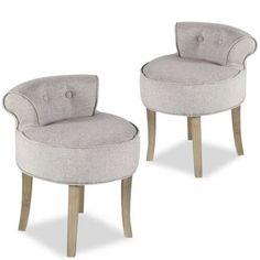 Cork Chaise capitonnée imitation cuir | @utour du noir | Pinterest