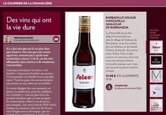 Des vins qui ont laviedure - La Presse+