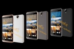 HTC One E9 Plus Pressebild