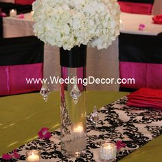wedding decoration ideas, wedding planning, wedding reception, wedding decorations, centerpieces, backdrops, head table decorations, mandaps, chuppas, mehndi, sangeet | Wedding Decor