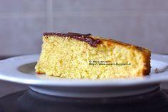 MelaZenzero: Ciambellone all'olio e acqua (la torta più soffice del mondo): ricetta senza lattosio