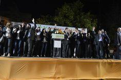 Κεντρική ομιλία του Λάζαρου Μαλούτα,16.05.2014
