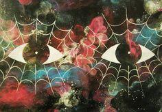 cosmos. by Fio Zenjim 2013.