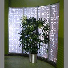 Custom Geometric Window Film