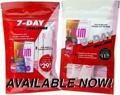 Don't want to order a whole month of Plexus? Try these small samples and watch yourself get addicted