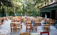The Most Extrovert Taverna in Athens - Greece Is