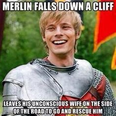 True love right there, he is a keeper Merlin ;)