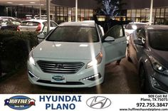 https://flic.kr/p/Dmox74 | Happy Anniversary to Arness on your #Hyundai #Sonata from Lamar Rogers at Huffines Hyundai Plano! | deliverymaxx.com/DealerReviews.aspx?DealerCode=H057