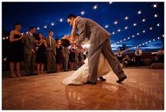 [String Light Dance Floor]