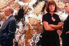 "Marcia Gay Harden as Lee Krasner in ""Pollack"" (2000) Best Supporting Actress Oscar 2000"