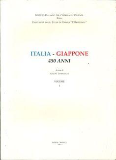 Italia-Giappone. 450 anni.