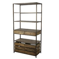 August Grove Storage Shelf