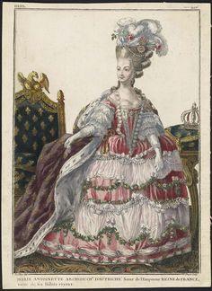 marie antoinette fashion plates - Google Search