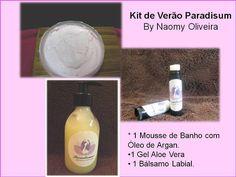 Páginas de uma Lua - O Diário de uma vida: Passatempo 6 : 1 Kit de Verão da Paradisum Candles...