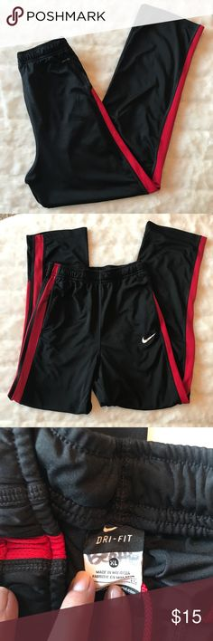 Nike Boys' Sweatpants Excellent condition.  Happy to lower to $13 to hopefully trigger reduced shipping.  Boys' XL are first few photos and L is last 3 photos. Nike Bottoms Sweatpants & Joggers