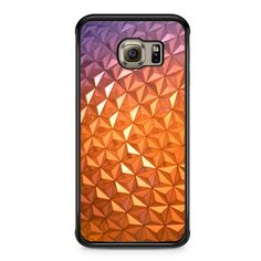 This Disney World Resort Epcot Spaceship Earth case cover will add style to your Samsung Galaxy S6 Edge phone. Snap-fit...