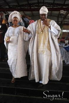 Brides around the World: Yoruba Brides – Tulle Tales