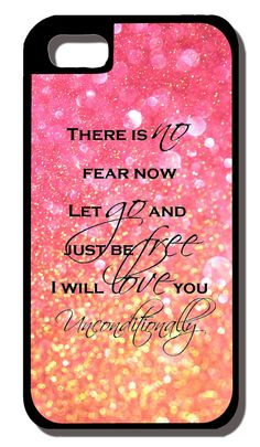 Lyrics Phone Case Unconditionally iPhone Case Katy by SImpressed, $24.00