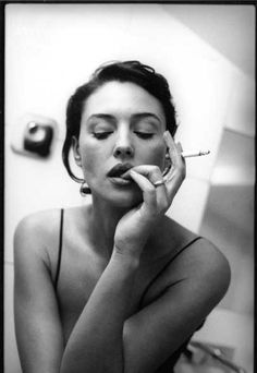 Monica Bellucci by Chico Bialas.
