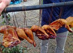 UDKA WĘDZONE W WĘDZARNI - Kulinarne Fantazje Marioli Kielbasa, Poultry, Shrimp, Sausage, The Cure, Grilling, Turkey, Tasty, Meat