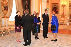 Grand Ducal Family held a New Year's Reception 2016