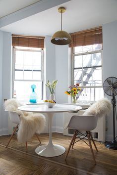 House Tour: A Colorful 450 Square Foot NYC Studio | Apartment Therapy