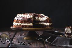 The Bojon Gourmet: Chocolate Chestnut Cream Cake with Coffee + Rum {gluten-free}