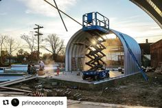 #Repost @princeconcepts with @repostapp ・・・ Hut UP. 1.5/9 shells up at #truenorthdetroit amazing shot by @adventureguyphoto #greatphotography #detroit #housing #steelbuildings #steelmaster #steelmasterusa #shelter #realestate #diy #diyproject #diyhomes