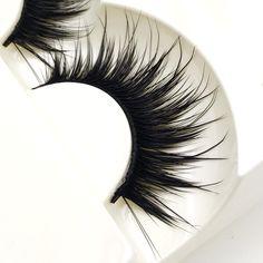 Neue 10 pairs machen falsche wimpern make-up faux wimpern gefälschte wimpern starke gefälschte wimpern lange kostenloser versand S22 * 2