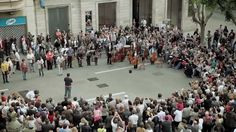 Flashmob Flash Mob - Ode an die Freude ( Ode to Joy ) Beethoven Symphony...