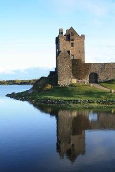 Dunguaire Castle, County Clare, Ireland